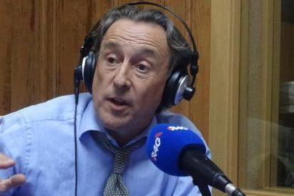 """Hermann Tertsch: """"Pablito Iglesias es más ciego que Ana Mato, no se entera de nada de lo que hacía su parienta en Rivas"""""""