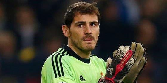 """Iker Casillas: """"Me gustaría jugar al fútbol en Estados Unidos"""""""