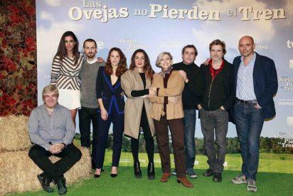 Inma Cuesta y Raúl Arévalo protagonizan 'Las ovejas no pierden el tren'