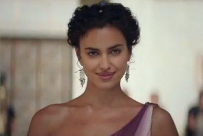 Irina podría haber sido infiel a Ronaldo con un conocidísimo actor