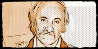 """""""Escocia dio a Hume y a Smith. España, a los señores Espada y Ramírez de Haro, el cuñadísimo de Aguirre"""""""