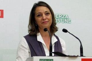 """Isabel Ambrosio: """"Las políticas del PP sólo producen más paro, más dolor, más pobreza y más desigualdad"""""""
