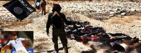 El Estado Islámico ha fusilado a 13 adolescentes en un estadio por haber visto un partido de fútbol en la TV