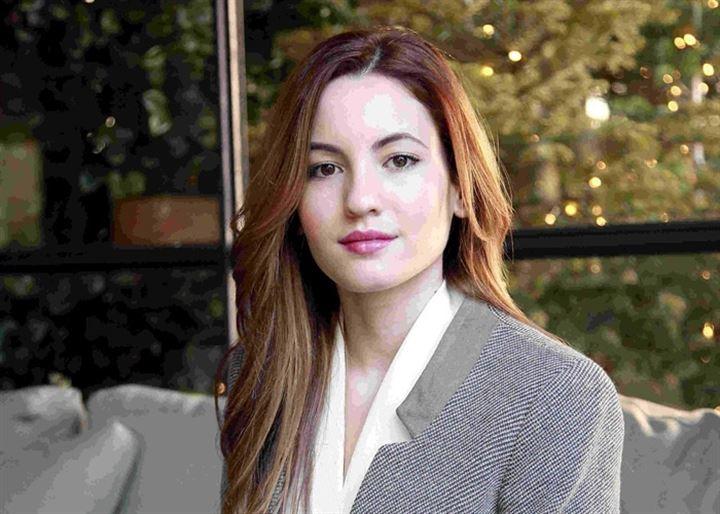 """Ivana Baquero: """"La esencia es la misma que cuando era niña, pero el físico ha cambiado"""""""