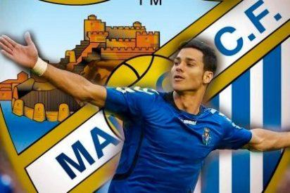 Es el delantero español elegido por el Málaga para sustituir a Santa Cruz