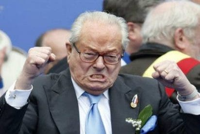 ¿Se ha vuelto loco Le Pen? Ve la mano de los servicios secretos en el atentado de París