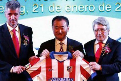 """""""El Atleti ya no coloca el autobús detrás, ahora ponen La Gran Muralla China"""""""