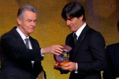 Joachim Löw se impone a Ancelotti y Simeone como mejor entrenador del año