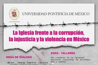 Católicos mexicanos crean un frente común contra la crisis nacional
