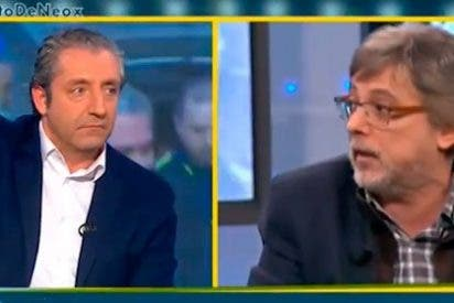 "Damián González acusa a Josep Pedrerol de ser un ""nostálgico del mourinhismo"""