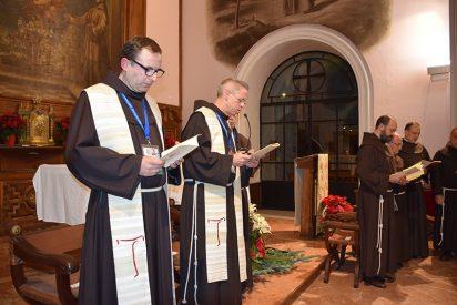Juan Carlos Moya, nuevo superior de los franciscanos de la nueva Provincia de la Inmaculada Concepción