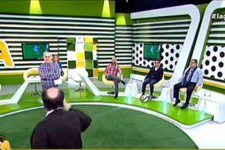 Los insultos de Brotons y la narración de Carlos Martínez (Canal+) 'echan' a Juanma Rodríguez de 'La Goleada'