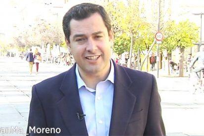 """Moreno solicita la comparecencia de Díaz por el """"colapso"""" de las urgencias en los hospitales andaluces"""