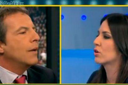 """Irene Junquera, otra que también le pinta la cara a Cristóbal Soria: """"Hay que erradicar ciertos comentarios"""""""