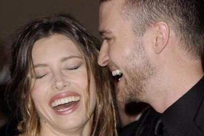 Justin Timberlake celebra sus 34 esperando ser papá con Jessica Biel