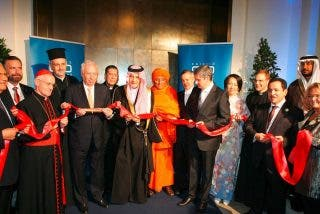 Polémica en Austria por un centro interreligioso saudí que se quiere cerrar