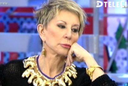 "¡La gran pillada!: Karmele manda por error un mensaje a Jorge Javier Vázquez llamándole ""cerdo"""