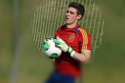 De sonar para el Real Madrid... ¡a ser cedido por el Athletic a la Ponferradina!