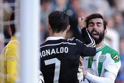 ¿Cuatro partidos de sanción para Cristiano Ronaldo?
