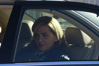La Infanta Cristina está 'aliviada' pero 'disgustada' por la venta de Pedralbes