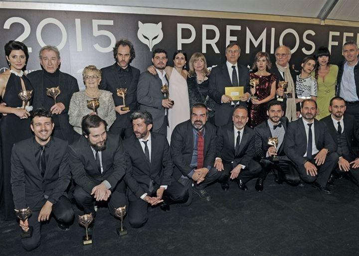 'La Isla Mínima' arrasa en la II Edición de los Premios Feroz