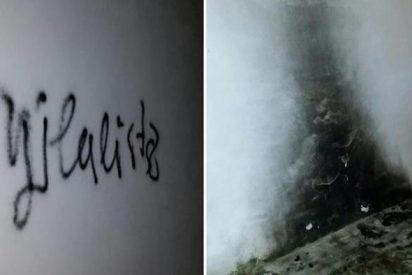 Escriben 'yihadista' en una iglesia y apuñalan a un hombre