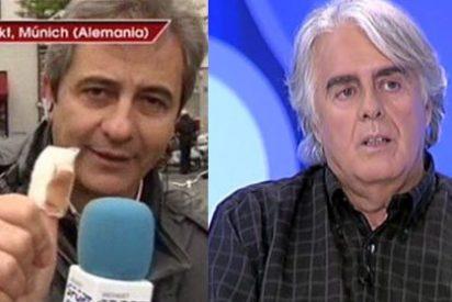 Manolo Lama y Siro López se siguen mandando 'recaditos' desde sus respectivos programas