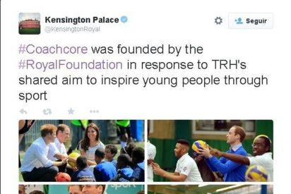El príncipe Guillermo y Kate, arrasan en twitter en dos días