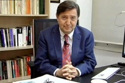 """Losantos: """"Willy Toledo, la Trujillo y Podemos justificaron la masacre de Charlie Hebdo aún con los cuerpos calientes"""""""