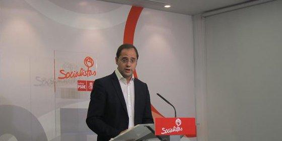 """César Luena contra el ex-alcalde de Vigo: """"Lo mejor que puede hacer es callarse y marcharse con dignidad"""""""