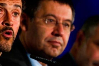 El Barça ofrece en bandeja a Messi la cabeza de Luis Enrique