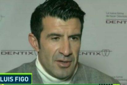 """Pedrerol sabe que es lo que le """"chincha"""" a Figo: """"Le molesta que Cristiano sea el mejor jugador portugués de la historia"""""""