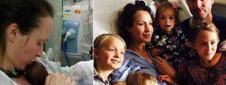 Muere tras negarse a recibir tratamiento contra el cáncer para salvar a su bebé