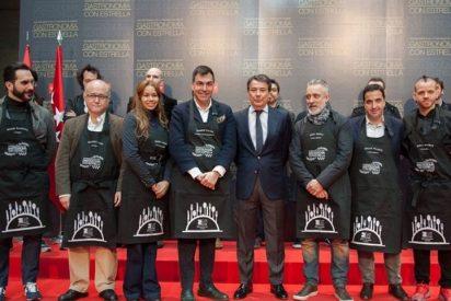 Madrid rinde homenaje a los cocineros con Estrellas Michelín