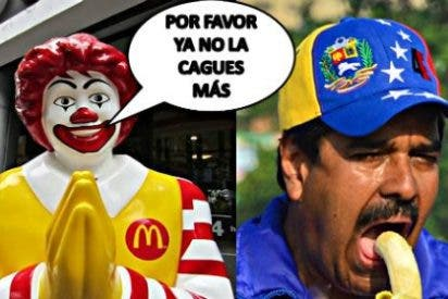 En la Venezuela chavista la escasez llega a McDonald's: adiós a las patatas fritas