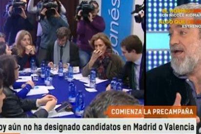 """Miguel Ángel Rodríguez se ceba a gusto con Rajoy: """"No se puede ser más torpe, a cinco meses de las elecciones y aún sin candidatos"""""""