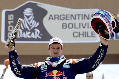 Marc Coma hace el repóquer de motos y conquista su quinto Dakar