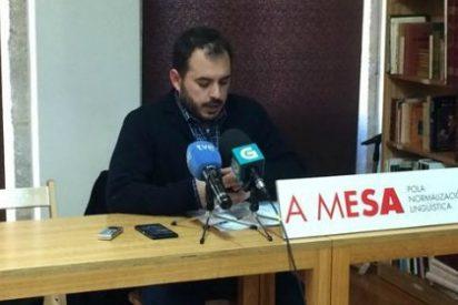 """'A Mesa' denunciará ante la ONU la """"discriminación"""" que vive el gallego"""