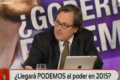 "Marhuenda: ""Yo mandaría a Arriola a que hundiera al Podemos de Grecia"""