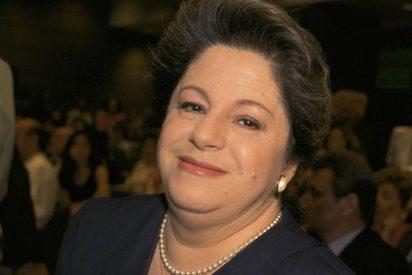 Gallardón, Bono, Rubalcaba y Fernández de la Vega homenajean a Mª Antonia Iglesias