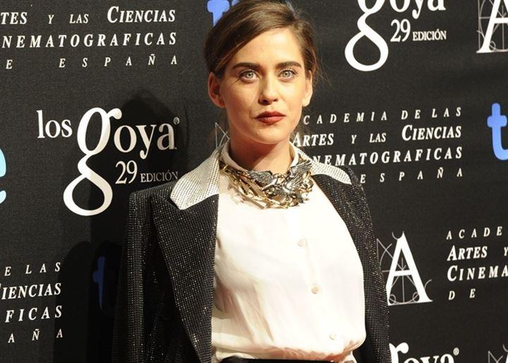 """María León: """"Los hombres de mi vida van a estar conmigo la noche de los Goya"""""""