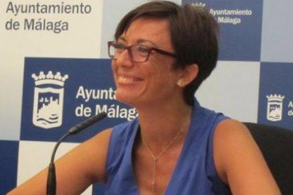 """María Gámez, candidata a la alcaldía malagueña: """"Para el PP la salud no es un derecho sino un lujo"""""""