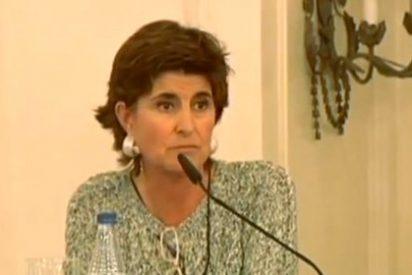 """María San Gil: """"Gregorio Ordóñez sentiría vergüenza por los suyos"""""""