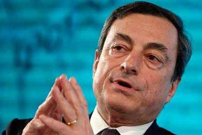 Draghi prepara las compras de deuda soberana del BCE y manda el euro a mínimos de cuatro años y medio