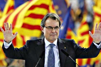 """Artur Mas ordena preparar en Cataluña """"estructuras de Estado"""" para dentro de seis meses"""