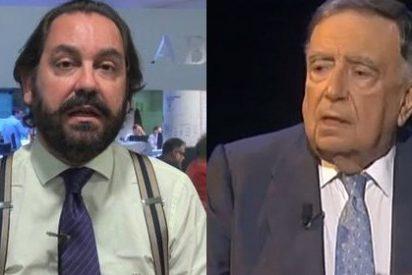 """Pérez Maura califica a Anson de """"traidor"""" a ABC y de conspirador republicano"""