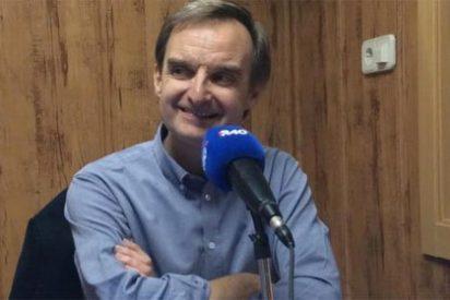 """Miguel Ángel Mellado: """"Para ser buen periodista hay que caerle bien a tus fuentes y mal a las personas de las que vas a hablar"""""""