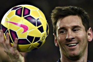 Llama al padre de Messi para tratar su fichaje