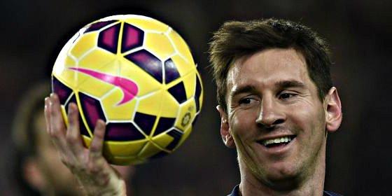 ¡Ofrecerá 250 millones por Messi en 2016!