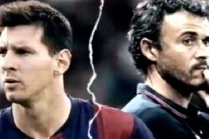 Luis Enrique pidió abrir expediente disciplinario a Leo Messi por ausentarse en el entrenamiento